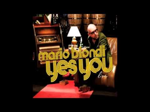 Mario Biondi Yes You Live