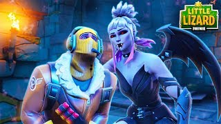 DUSK LOVE BITES RAPTOR!? - *SEASON 6* Fortnite Short Films