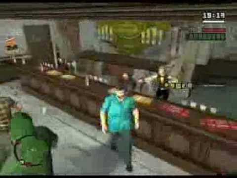 GTA San Andreas Recep İvedik Amerika Da