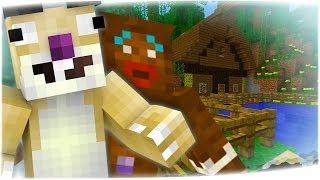 Minecraft - Ciastek i Sid - odcinek 1