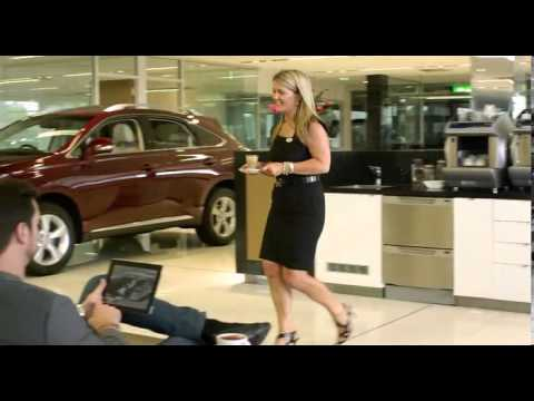 Lexus of Adelaide TV Commercial