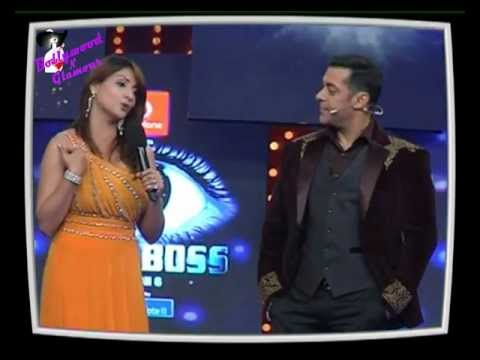 Salman Khan announces the winner of Bigg Boss 6 - Urvashi Dholakia
