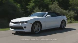 How Things Work - 2015 Chevy Camaro - Convertible Top Operation - Phillips Chevrolet Dealership