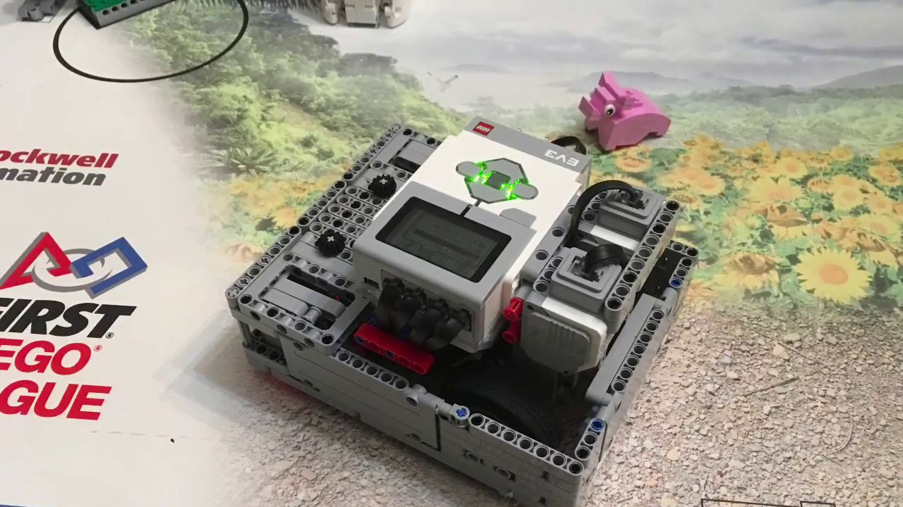 Fll New Robot Kevin 5 0 Prep For Hydro Dynamics Challenge