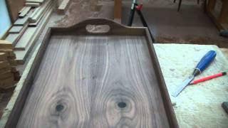 Woodworking Making Trays Part 2