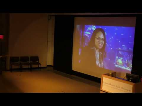 Dr. Ashanti Johnson | Engaging Minorities in the Geosciences