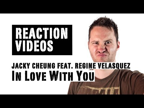 Jacky Cheung feat. Regine Velasquez 'In Love With You' | REACTION