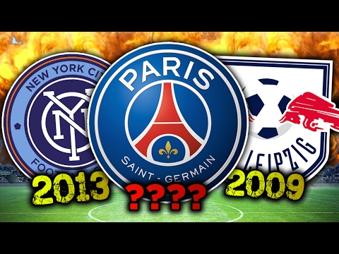 10 Football Clubs With NO History!