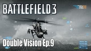 Battlefield 3: Chopper Post Patch - Armored Shield - Double Vision Ep. 9
