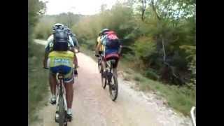 KK Izvir Vipava - Kolesarjenje Parenzana - september 2012