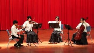 "Antonin Leopold Dvorak String Quartet No. 12 op. 96 ""American"" 1st mvt."