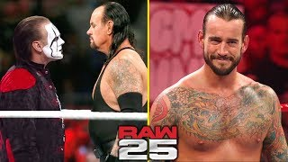 vuclip 10 Surprises Rumored for WWE RAW 25th Anniversary