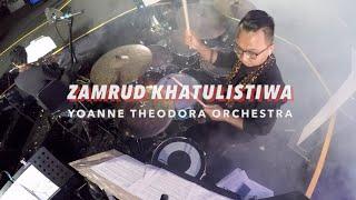 ANDIEN & DIRA SUGANDI - ZAMRUD KHATULISTIWA (CHRISYE) // #bilchristiandrumcam