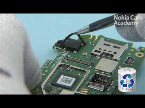 disassembly full nokia lumia 1320