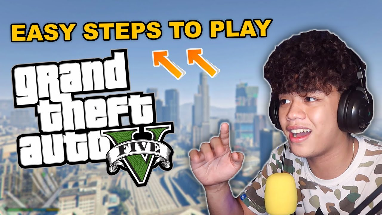 How to play GTA 5 Online/Roleplay? (4 easy steps)