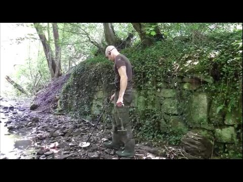 Metal Detecting Germany Nr.59 Stream of Coins!!!