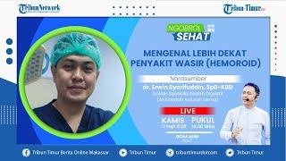 Bersama Dr. H. Nasrul Liza, Sp.B-KBD (Spesialis Bedah Umum – Konsultan Digestif RS EMC Tangerang). W.