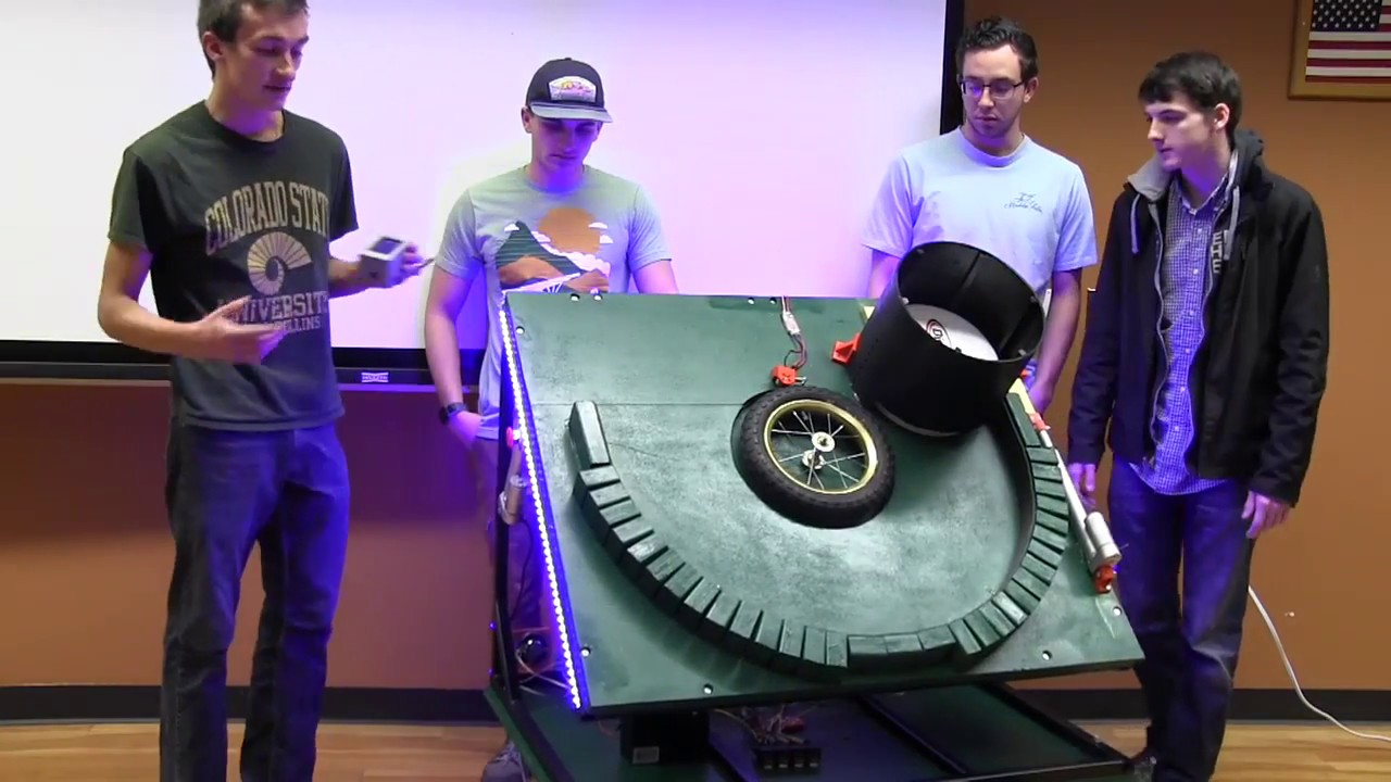Disc Throwing Robot A Possibility Disc Golf Course Review