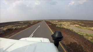 Ethiopia Highway View :  Eribti to Erta Ale turnoff 2 of 2