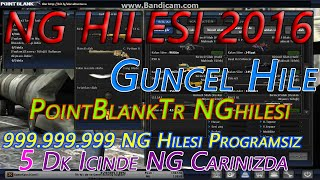 Point Blank Turk NG Hilesi Son Guncel