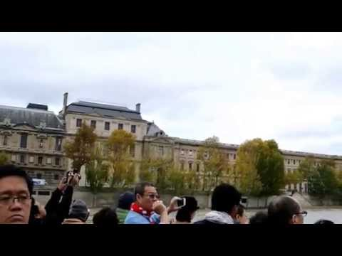 Things to do in Boat Tours of Paris France 2013.
