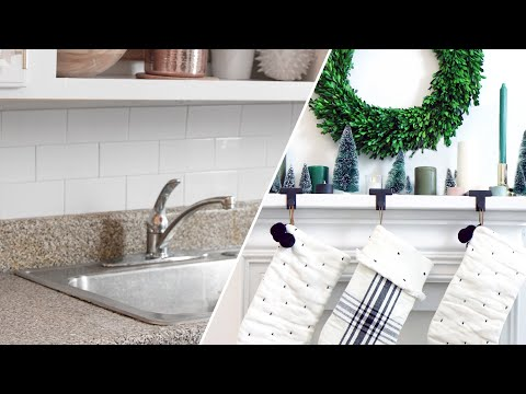 Easy Upgrades 'Faux' Your Home