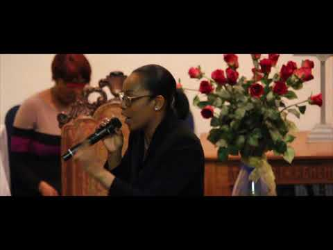 """Pastor Monique Ross """"From Wilderness To Greatness"""" FULL VIDEO"""