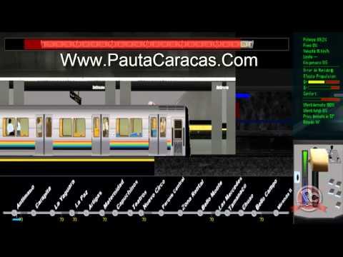Juegos del Metro De Caracas