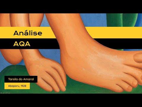 Análise AQA - Abaporu de Tarsila do Amaral