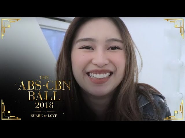 The ABS-CBN Ball 2018: Isabela Vinzon to attend her first-ever ball!