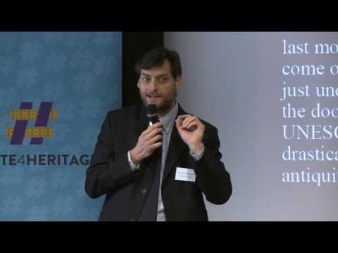 Dr. Christos Tsirogiannis on illicit trafficking of cultural heritage