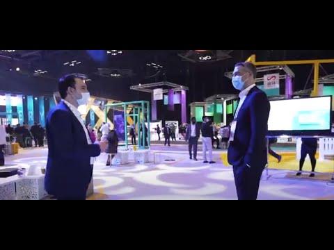 Dubai World Trade Centre: A safe, smart and seamless event experience.