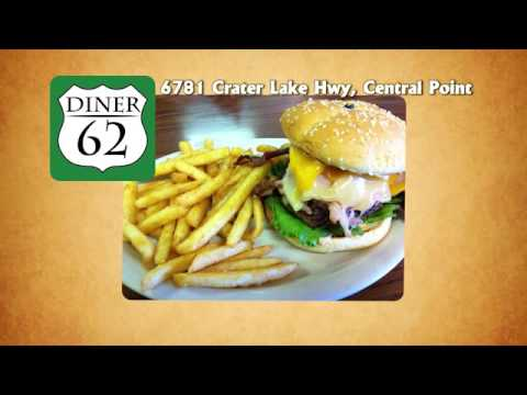 Dining Out In NorthWest - Diner 62 - Central Point, Oregon