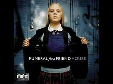 Funeral For A Friend - All The Rage