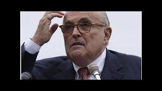 Giuliani on Omarosa's Trump-WikiLeaks Claim: 'I Know She's Lying' WorldTimes Now