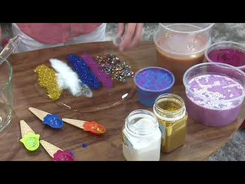 Youtuber Sofia Furlani faz sucesso com vídeos de slime | SBT & Você (08/09/2018)