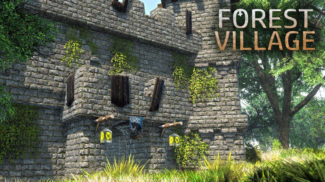 Life is feudal your own дом сюжетно-ролевая игра магазин цветов
