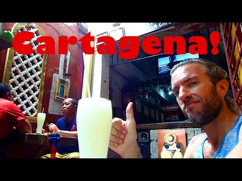 How Expensive is CARTAGENA, COLOMBIA? A Taste of the Caribbean