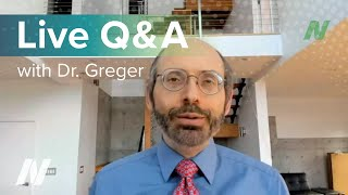 Live Q&A with Dr. Gręger February 25