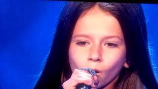 "Roksana Węgiel""Halo""The Voice Kids Polska"