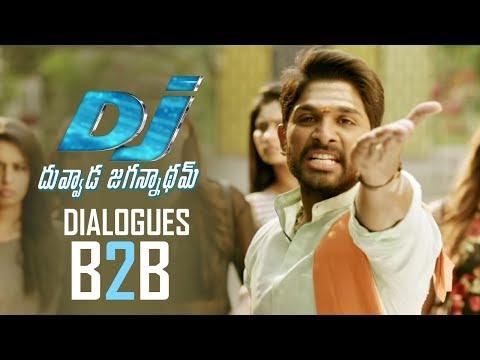 Dj Duvvada Jagannadham Movie Dialogues | Back 2 Back | Allu Arjun | Pooja Hegde | TFPC