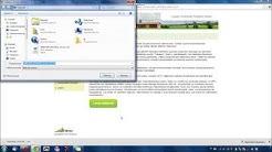 Vipu-tiedoston lataus ja tallennus