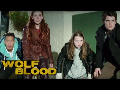 WOLFBLOOD S4E1 - Captivity (full episode)