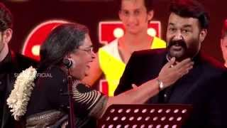 Mohanlal Sings Why This Kolaveri Song Promo  | SIIMA 2015 | Dubai
