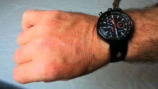 Here is A Look At My Collection Of Wrist Watches Bought At Car Boot Sales