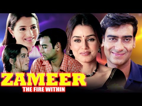 Zameer Full Movie   Ajay Devgn   Amisha Patel   Mahima Chaudhry   Hindi Romantic Movie