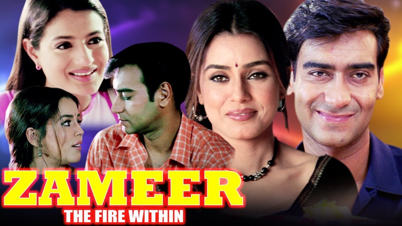 Download Zameer Full Movie | Ajay Devgn | Amisha Patel | Mahima Chaudhry | Hindi Romantic Movie