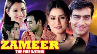 Zameer Full Movie | Ajay Devgn | Amisha Patel | Mahima Chaudhry | Hindi Romantic Movie Thumb