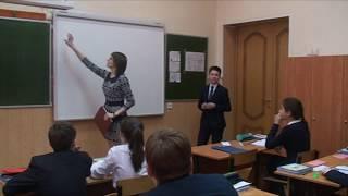 Урок математики (часть 2). Весна 2017.