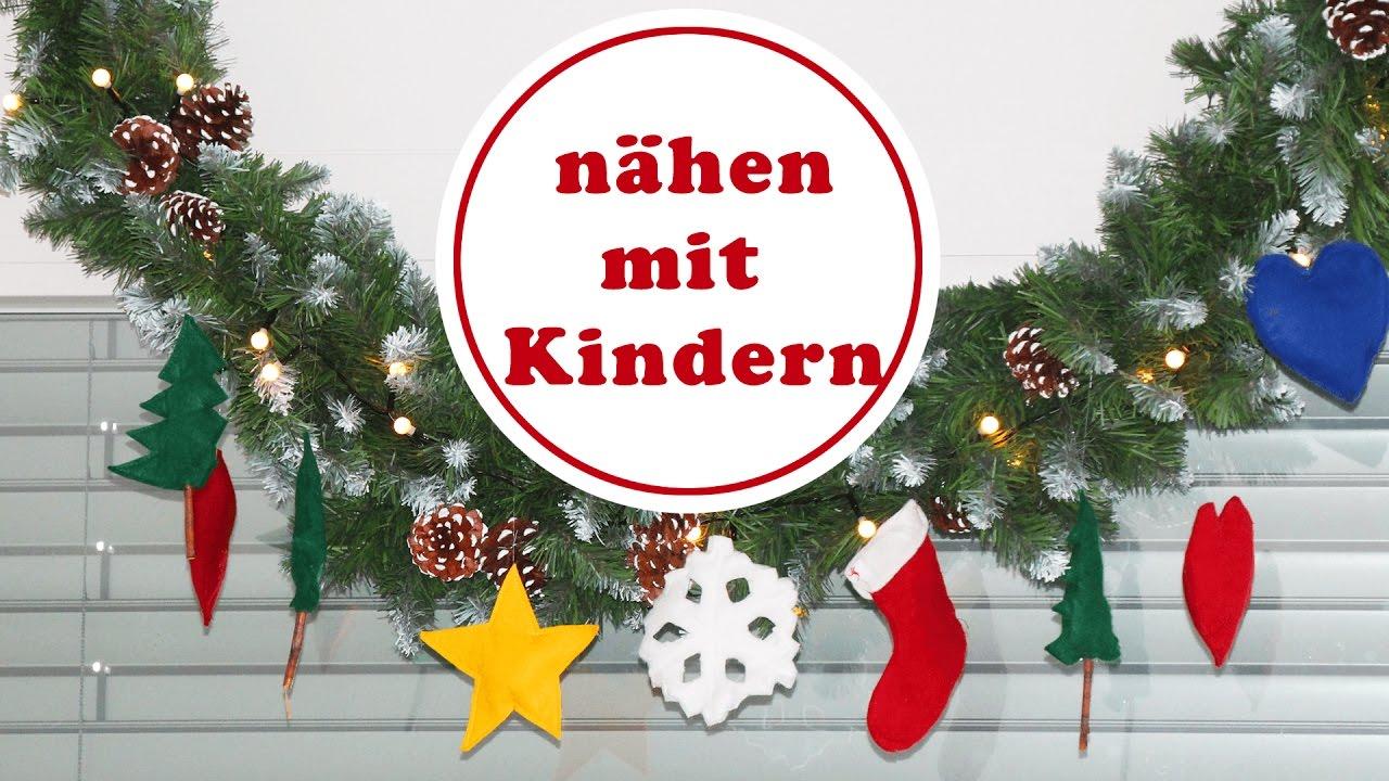 Weihnachtsdekoration nahen anleitung frohe weihnachten in europa - Weihnachtsdeko nahen ...